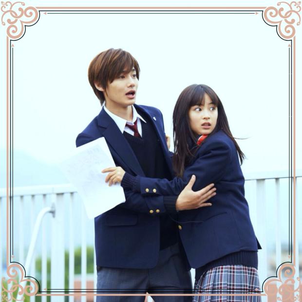 Chihayafuru Kami No Ku Taichi And Chihaya Hirose Suzu Movie Review Film Review Japanese Movie Japan Anime Manga Live Action