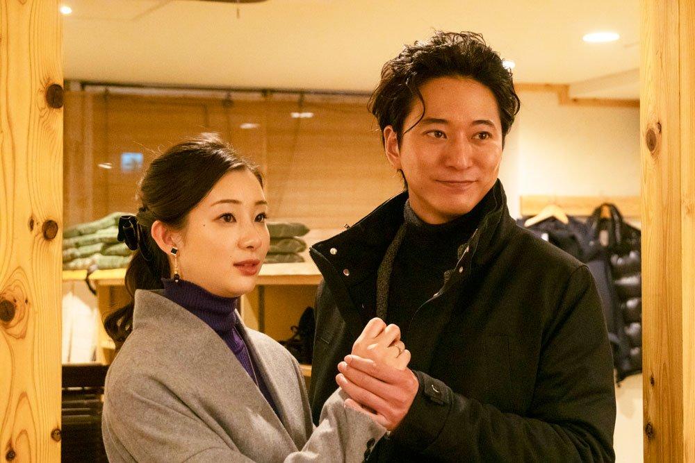 足立梨花 mizusawa ryusei and mitarai yo I don't love you yet jdrama  僕はまだ君を愛さないことができる
