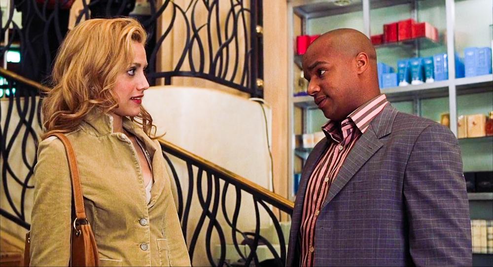 Uptown Girls Film Review Molly Gunn Brittany Murphy Donald Faison Scrubs TV Show best friends