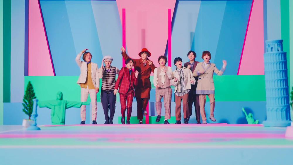 Hey! Say! JUMP Negative Fighter PV MV Music Video